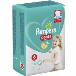 PAMPERS N6-14 TUMAN SMALL PACK